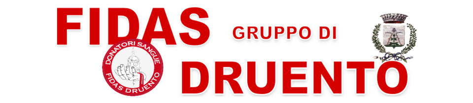 Fidas Adsp Druento - Un piccolo gesto può far grande la vita DONA IL SANGUE!!!